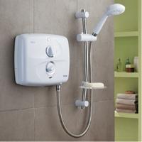 Triton T90z 8.5kw White Electric Shower