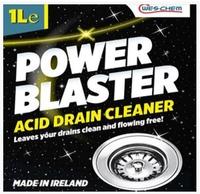 POWER BLASTER ACID DRAIN CLEANER 1LTR