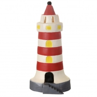 Lamp Lighthouse Red