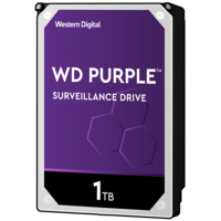 "WD PURPLE 1TB Surveillance 3.5"" HDD"