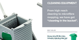 8. Klipspringer Product Guide Autumn 2017 - Cleaning equipment