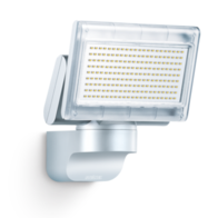 Steinel X LED HOME 1 14.8W Floodlight without Sensor Silver | LV1502.0020