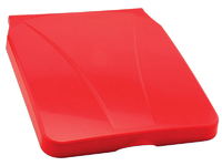 LAUNDRY TRAIN LID RED