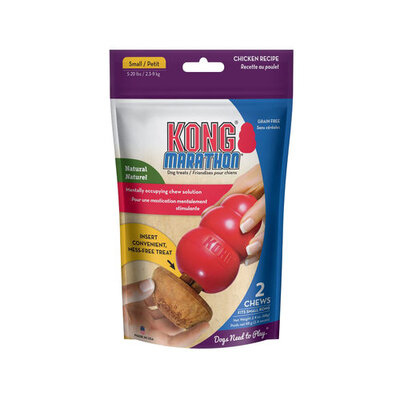 KONG Marathon Chicken Small 2pk x 1