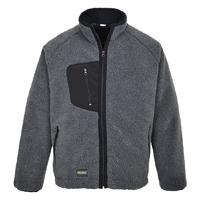 Portwest Kit Solutions Sherpa Fleece Zoom Grey