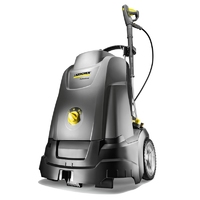 KARCHER HDS5/11 UX 220V POWERWASHER 450l/h, 110bar, 80°C, 2.2kW, 70Kg, 15Mtr HOSE & 550mm LANCE (Ploughing Special Discount Price)