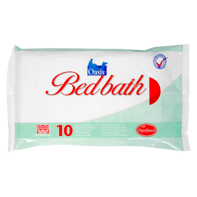 Unperfumed Bed Bath Wipes