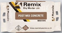 Post Mix Concrete