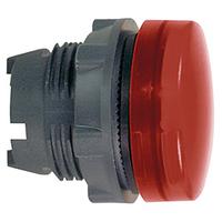 Telemecanique Plain Red Lens for Integral LED Pilot Light Head