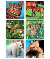 MEDIBADGE STICKERS BABY ANIMALS