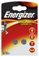 S3285 BATTERY ENR ALKALINE LR44 TWIN PACK