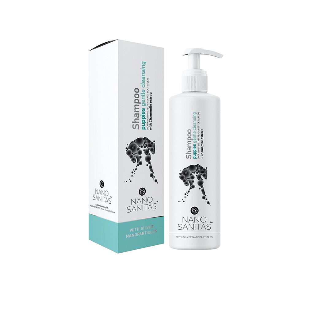 Nano Sanitas Shampoo - Puppy Gentle Cleansing - 250ml