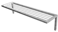 Rodded Pot Rack 1200mm x 400mm Deep
