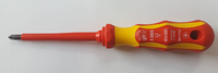 Screwdriver PZ VDE 2x100mm