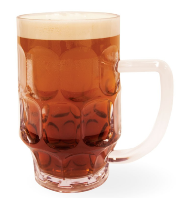 24 Oz Beer Glass