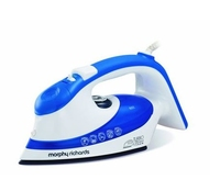MORPHY RICHARDS ECO TURBO STEAM DUAL ZONE IRON 2200 WATT