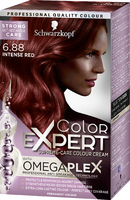 Color Expert Intense Red 6-88