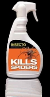 Insecto Super Bug Destroyer Spray - Kills SPIDERS 500ml x 1