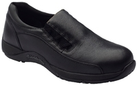 Blundstone 743 Women's Slip On Safety Shoe Black