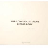 Drug Control Book