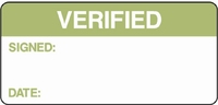 Quality Control Sign QUAL0014-1249