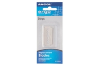 Ancol Ergo Stripping Comb Spare Blades x 1