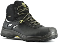 Grisport Potenza W/Proof Composite Midsole & Toe Lace Up Safety Boot Black