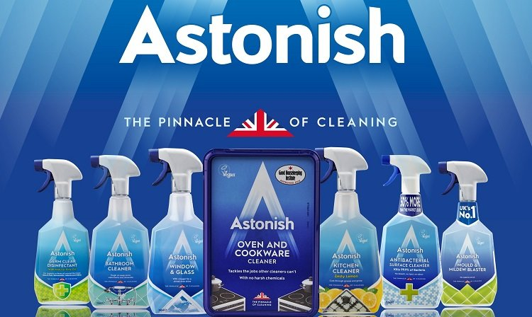 Astonish national advertising campaign runs until the end of March