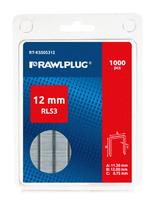 RAWLPLUG STAPLES RL53 12MM (PAK 1000)