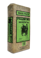 Pillow Wad Maxi-Bale Meadow Hay - Approx 3.75kg [Zero VAT]