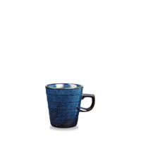 Sapphire Blue Latte Cup 8oz Carton of 12