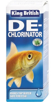 King British De-Chlorinator (Safe Guard) 100ml x 1