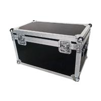 Equinox Slimline 1T100, 12HEX12, UV 50W COB/Intense Slim Par x 4 Road Case