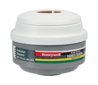 HONEYWELL NORTH Particle/Vapour A1B1E1K1P3 Filter for N5500/N5400 Respirators -pair