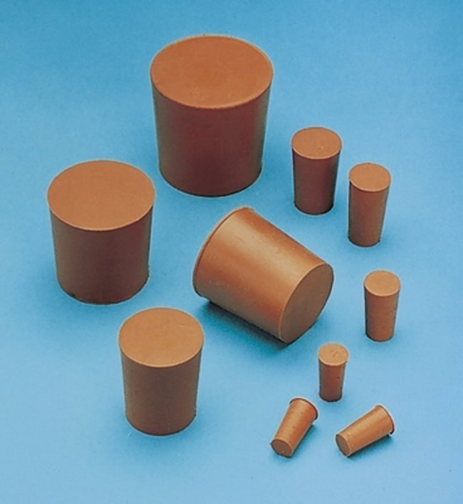 Solid Rubber Stoppers