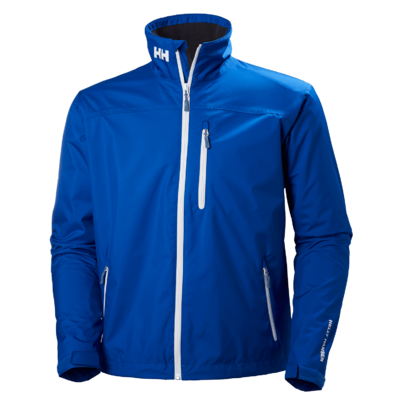 Helly Hansen Olympian Blue Crew Mid Layer Jacket