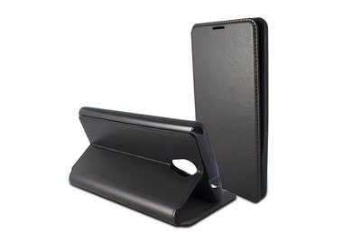 B8952FU84 Alcatel A3 Black Folio Case