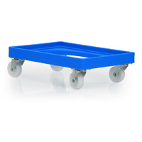 Stacking Tray Dolly - To Fit PM200/201/202 Trays