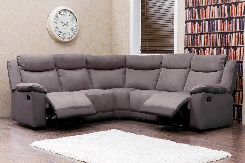Lava Sofa marco modular sofa - lava/chocolate - sofa house