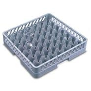 Glass Rack 49 Compartment with No Extenders