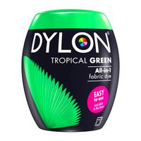 Dylon Pod Machine Dye Tropical Green 03 350G