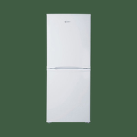 Candy CSC1365WE 136cm Freestanding Fridge Freezer 50/50