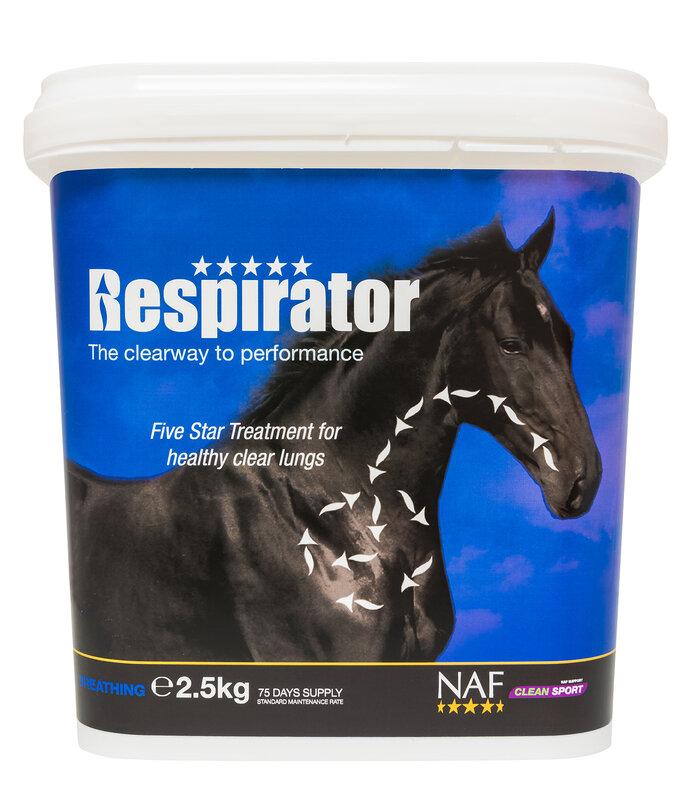 NAF Respirator 5 Star 2.5kg