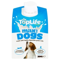 TopLife Dog Milk Formula 200ml x 18