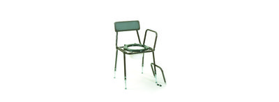 Commode - Adjustable Height With Detachable Arms