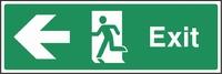 Emergency Escape Sign EMER0011-0359