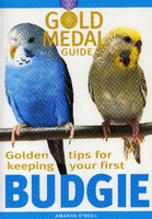 Gold Medal Guide Book: Budgie x 1 [Zero VAT]