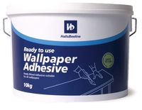HALLS READY MIXED WALLCOVERING ADH 10KG