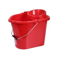 Leecroft Heavy Duty Oblong Mop Bucket