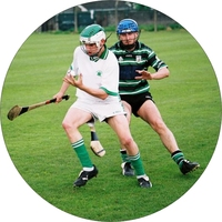 GAA - Hurling (25mm Centre)